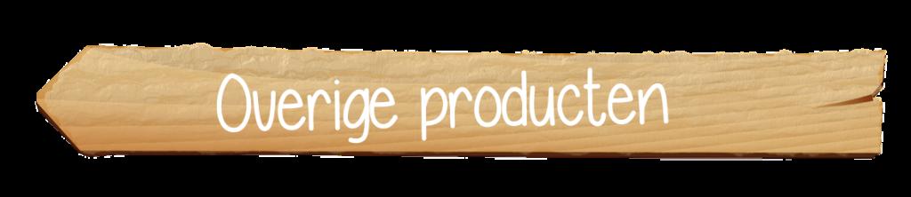 Plank overige producten